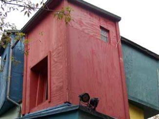 Baumhaus: Immobilienkredit widerrufen / Foto: © R. v. Schönfels