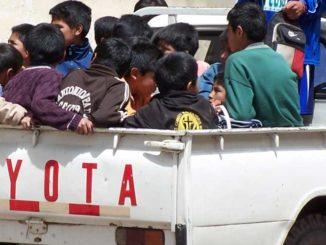 Carsharing in Peru: Ein Auto für alle / Foto: © Rüdiger v. Schönfels