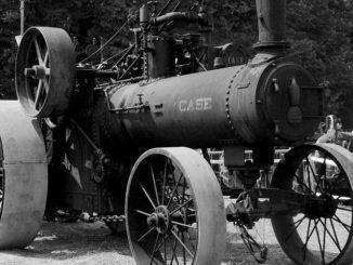 Dampfmaschine: Steuervorteile für Betriebsvermögen bei Erbschaftsteuer / Quelle: Stockata.de