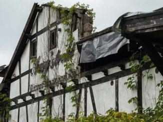 Ruine: Mit Denkmalschutz rechnen / Quelle: Stockata.de