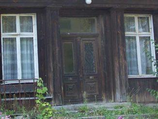 Haustüre: Widerrufsrecht bei Haustürgeschäften / Foto: © Rüdiger v. Schönfels