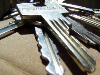Schlüssel: Vermieter muss für Ersatz sorgen / Foto: © Rüdiger v. Schönfels
